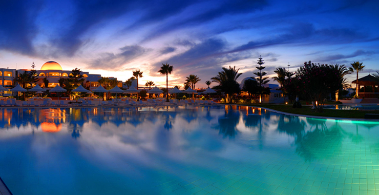 VISIT THE SWEET ISLAND OF DJERBA AT THE TUNISIAN SHORES