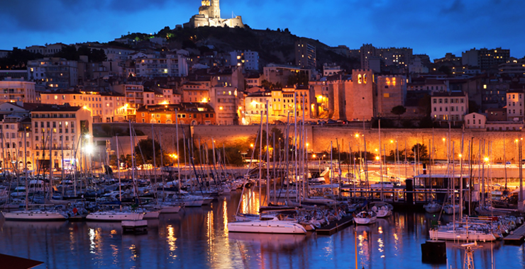 HISTORIC CITY OF MARSEILLE